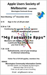Microsoft Word - Magazine Meeting_December  2015 .doc