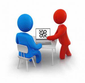 member helping member image