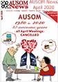 AUSOM News 2020-04
